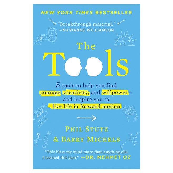 THE TOOLS: 5 TOOLS TO HELP YOU FIND COURAGE