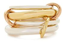 Spinelli Kilcollin Cici Ring Rose Gold
