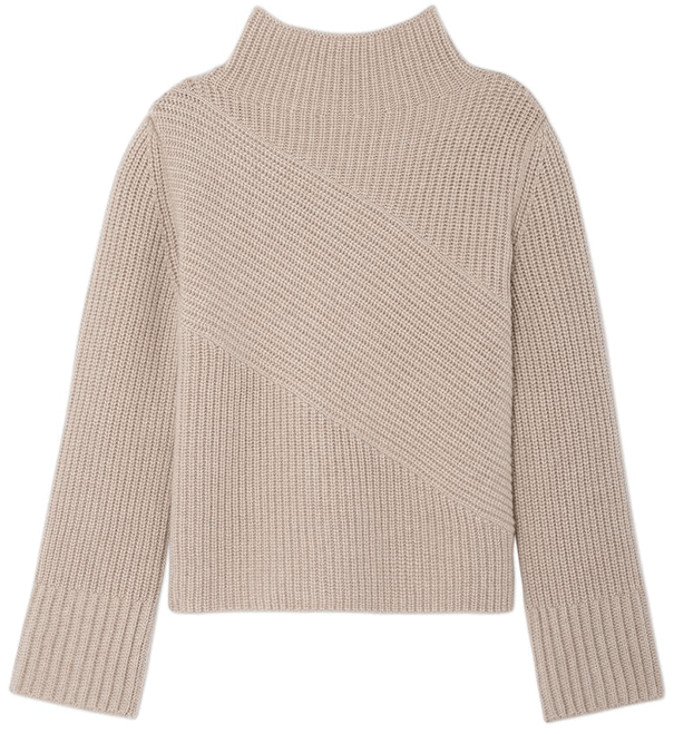 G. Label Keane Funnel Neck Sweater