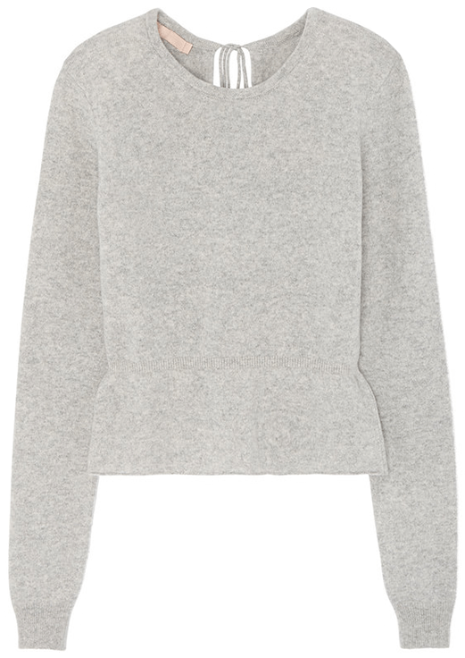 Brock Collection Koko Knit Sweater Top