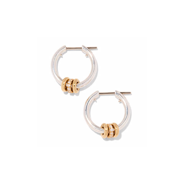 SPINELLI KILCOLLIN earrings