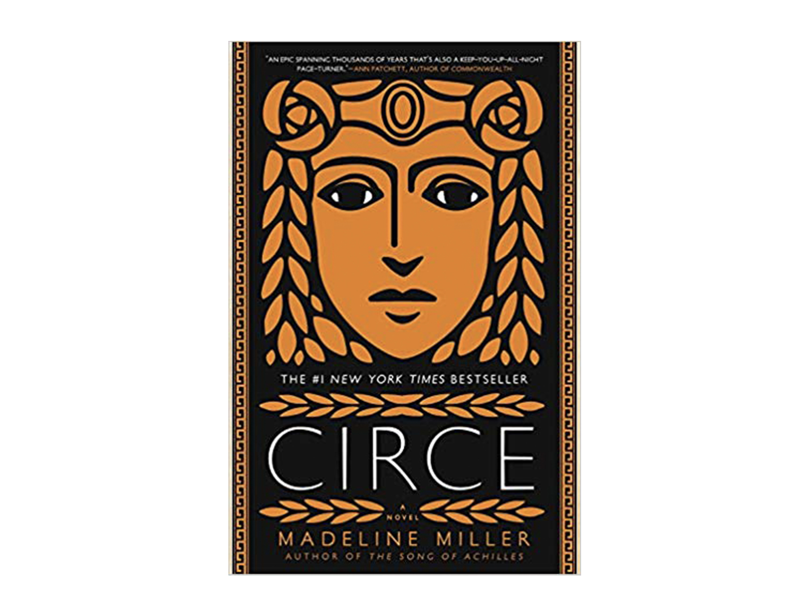 <em>Circe</em> by Madeline Miller