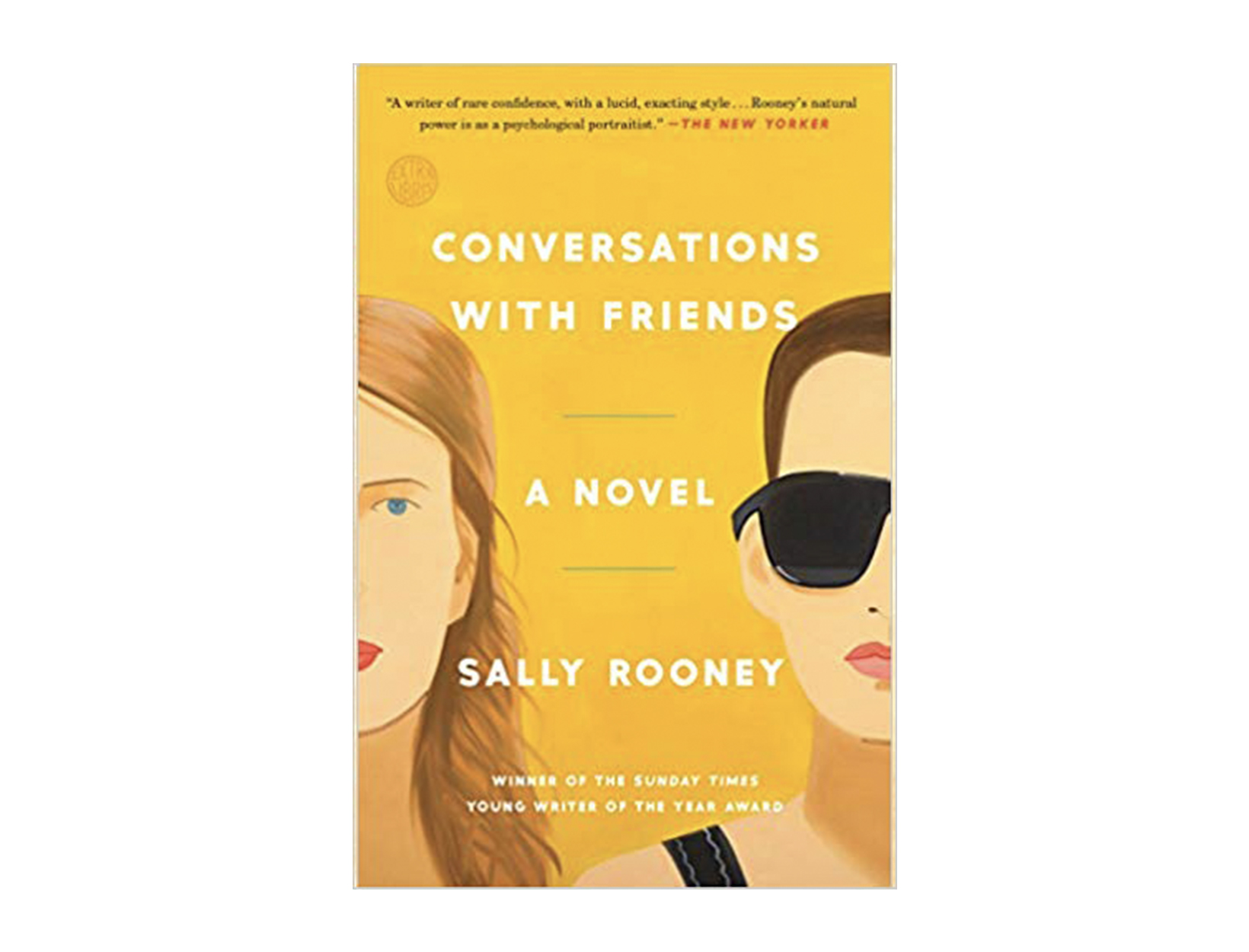 <em>Conversations with Friends</em> by Sally Rooney