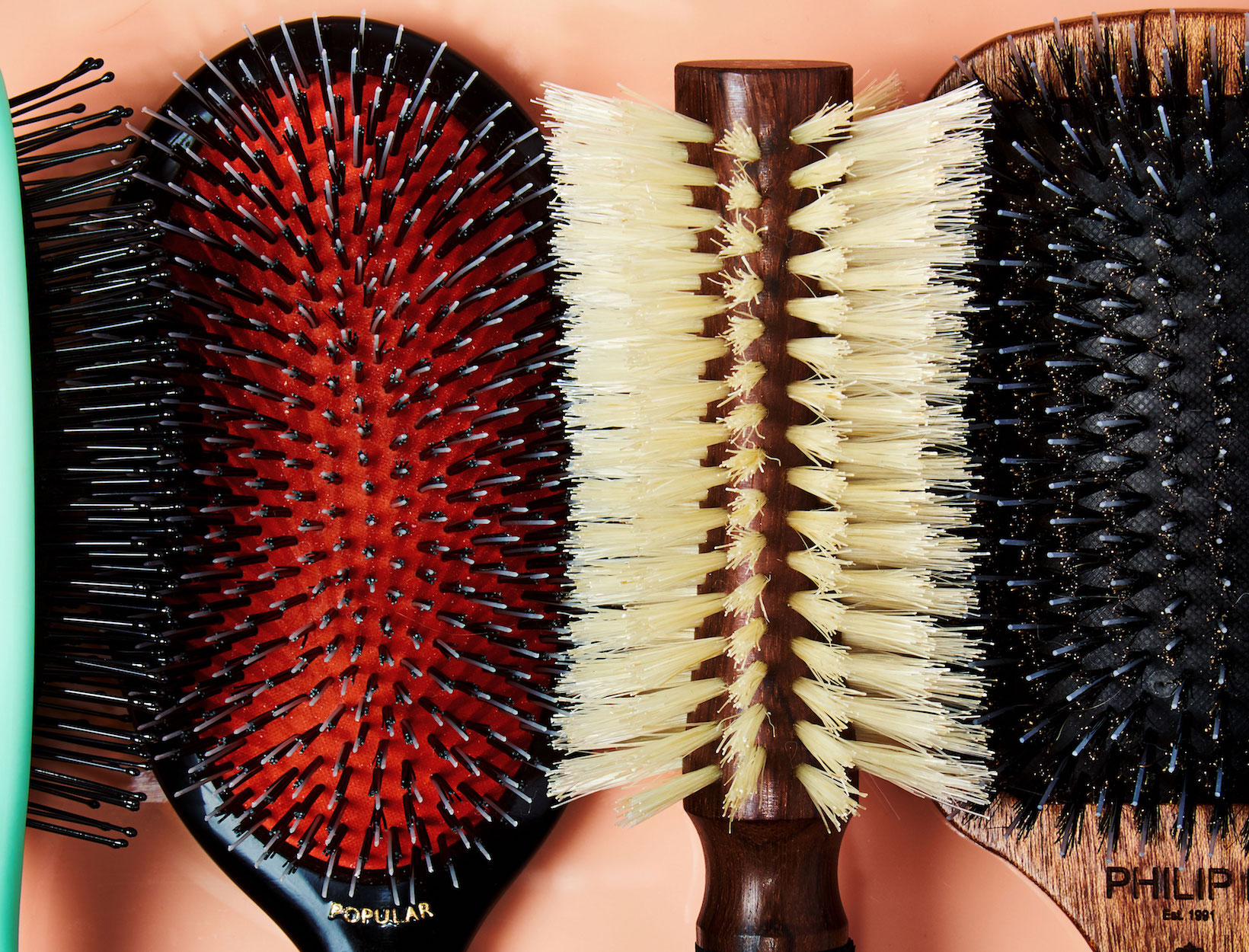 Best Hairbrushes for Shiny, Healthy Hair