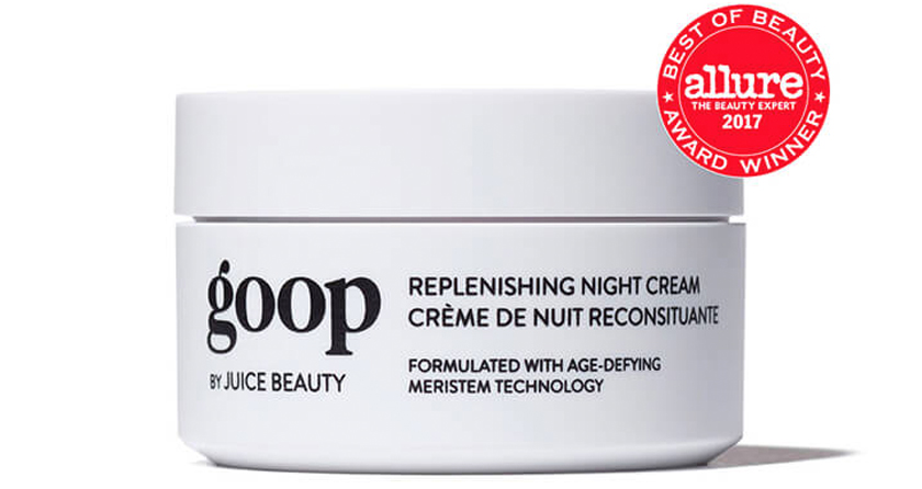Beauty Replenishing Night Cream