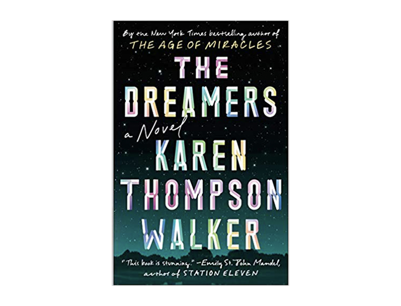 <em>The Dreamers</em> by Karen Thomson Walker