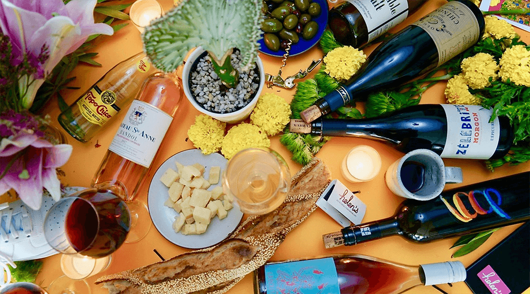 Helen's Wine Club Los Angeles