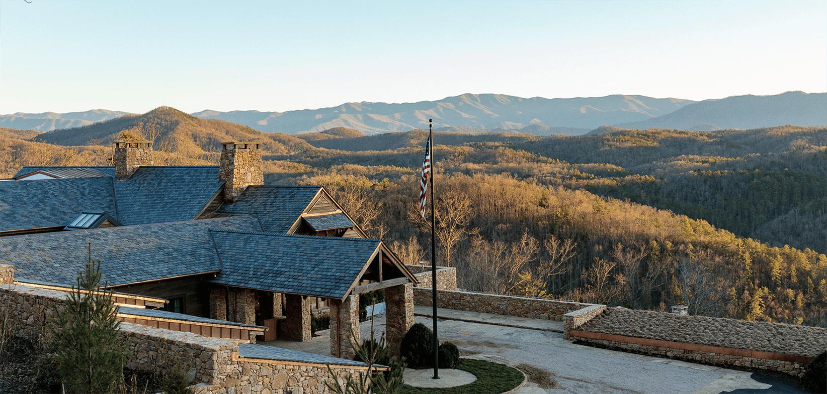 goop Escapes Blackberry Mountain