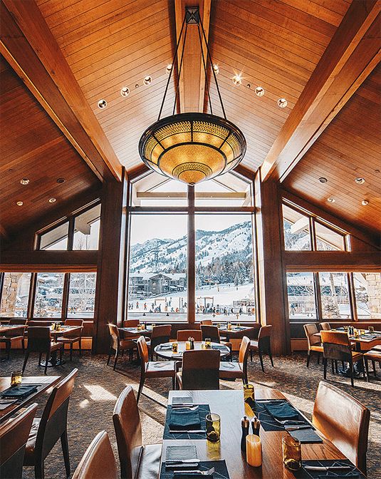 Four Seasons Resort & Residences Jackson Hole
