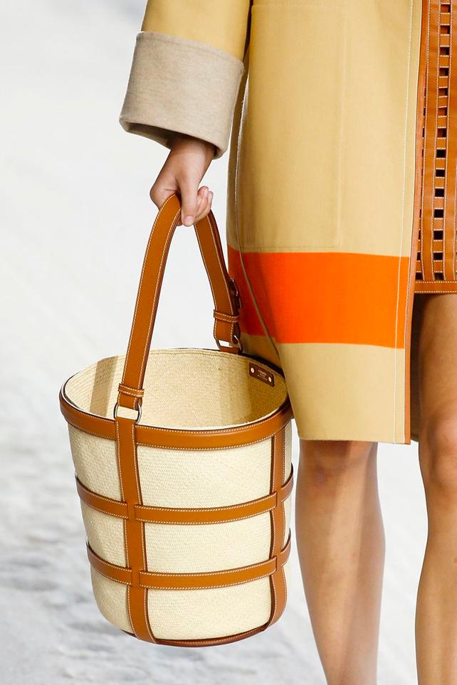 Hermès Spring 2019 Model