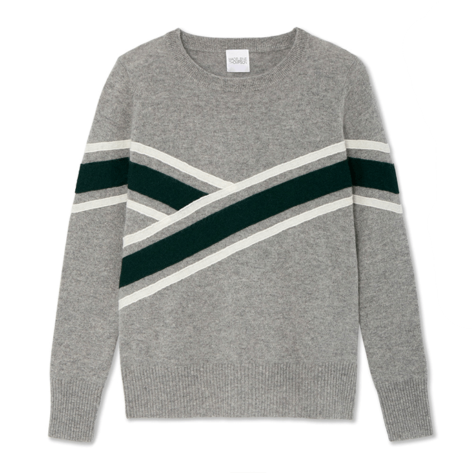 Madeleine Thompson Glendale Cashmere Sweater