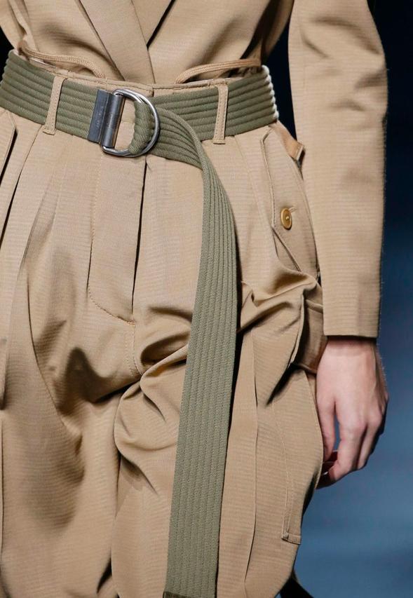 Givenchy Spring 2019 Model