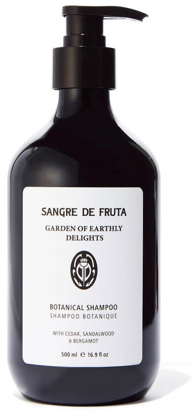 Sangre de Fruta Garden of Earthly Delights