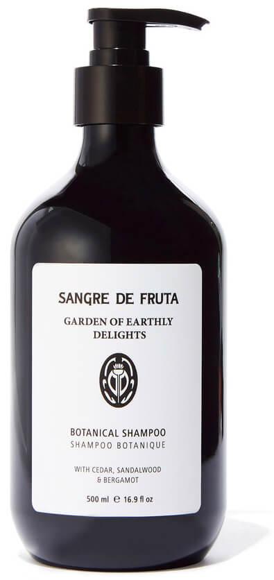 Sangre de Fruta Garden of Earthly Delights                 Botanical Shampoo