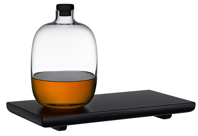 Nude Glass Decanter Set