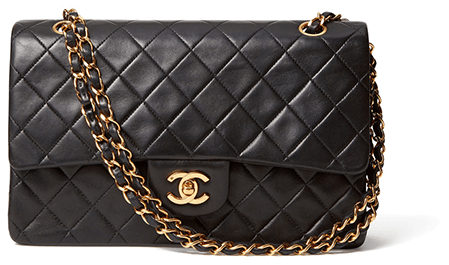 What Comes Around Goes Around Chanel 2.55 Lambskin Bag