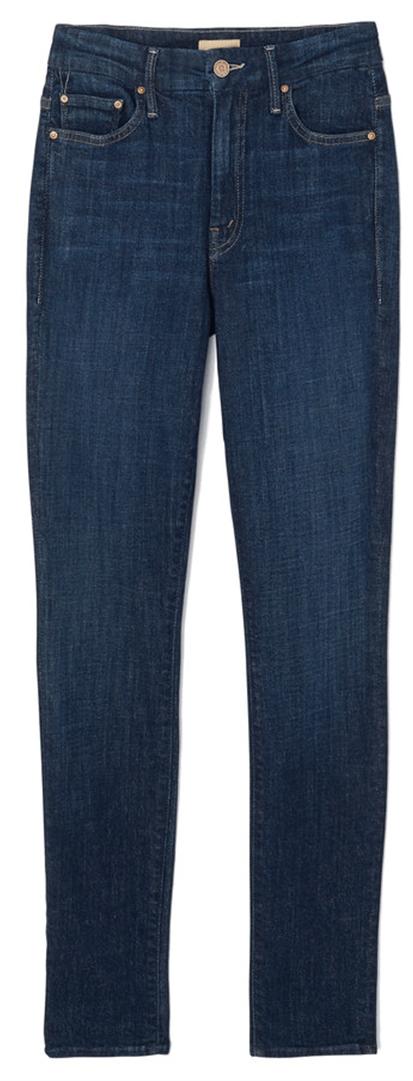 Mother High Waist Looker Jeans