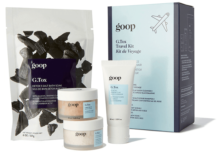 G. Tox Travel Kit