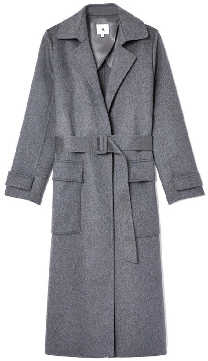 G. LABEL Shaun double-face coat