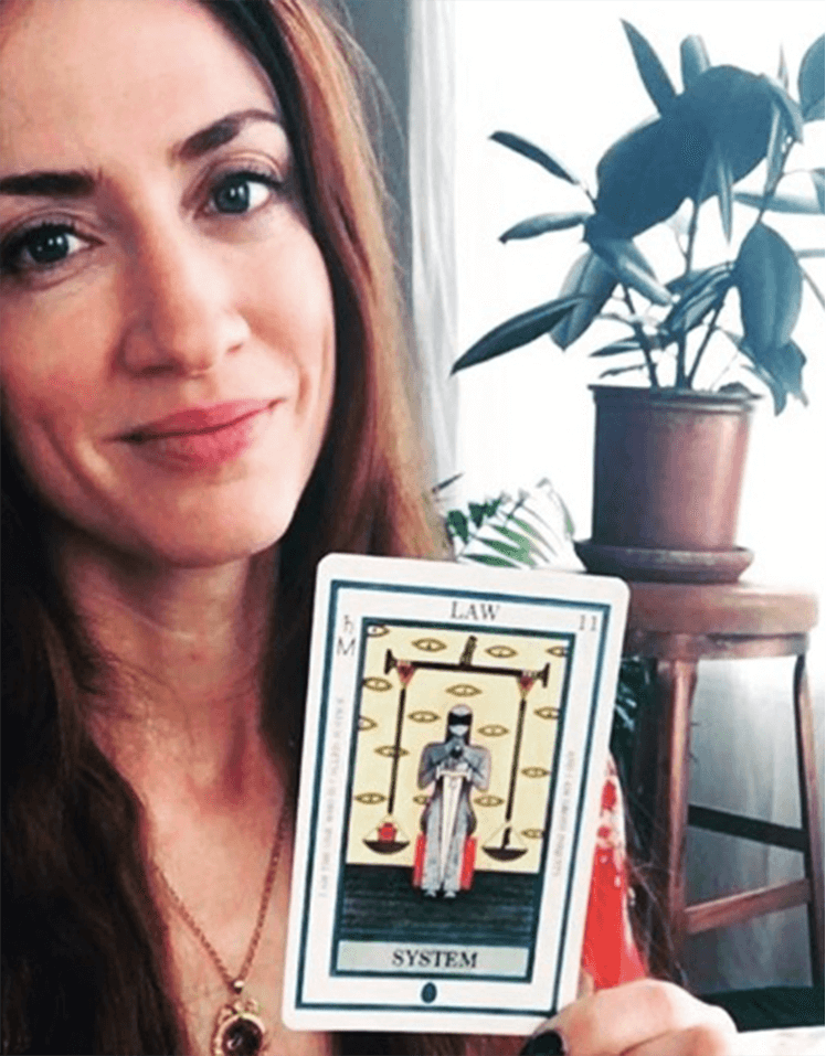 ORACLE OF LOS ANGELES Tarot Reading