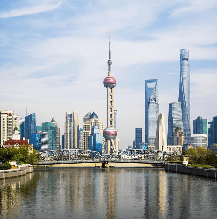 A Trip to Shanghai