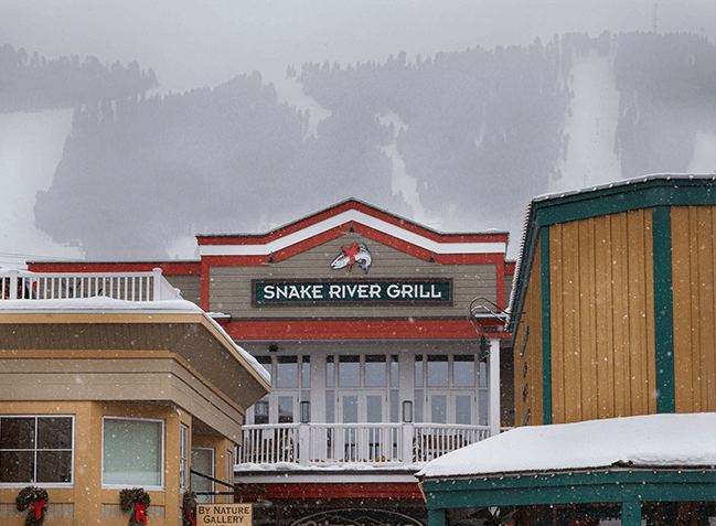 Snake River Grill Jackson Hole
