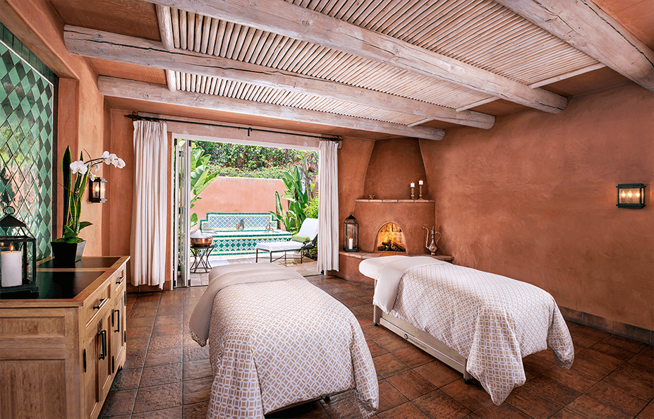 Spa Day At Rancho Valencia