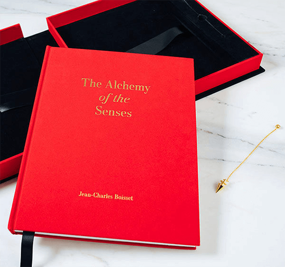 The Alchemy of the Senses by Jean-Charles Boisset