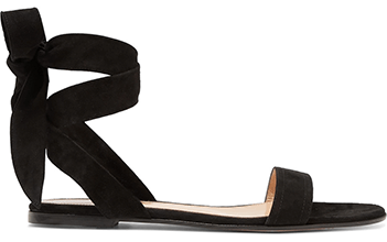 Gianvito Rossi Suedo Sandals