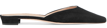 Greece suede slippers