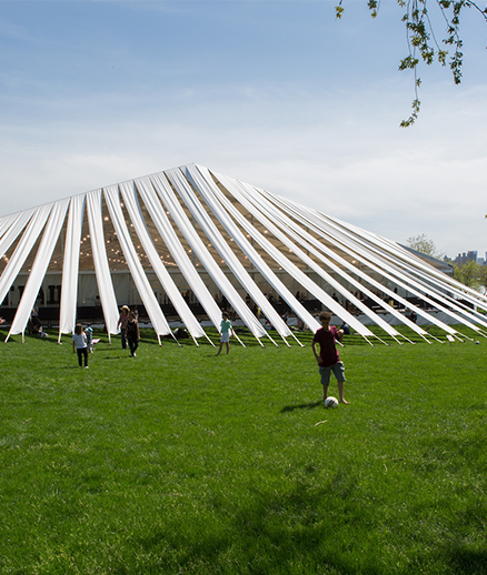 Frieze Museum New York City