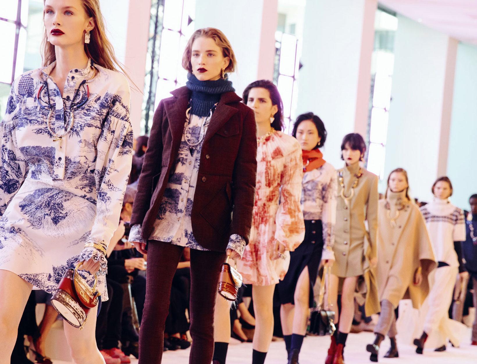 According to Ali Paris Fashion Week