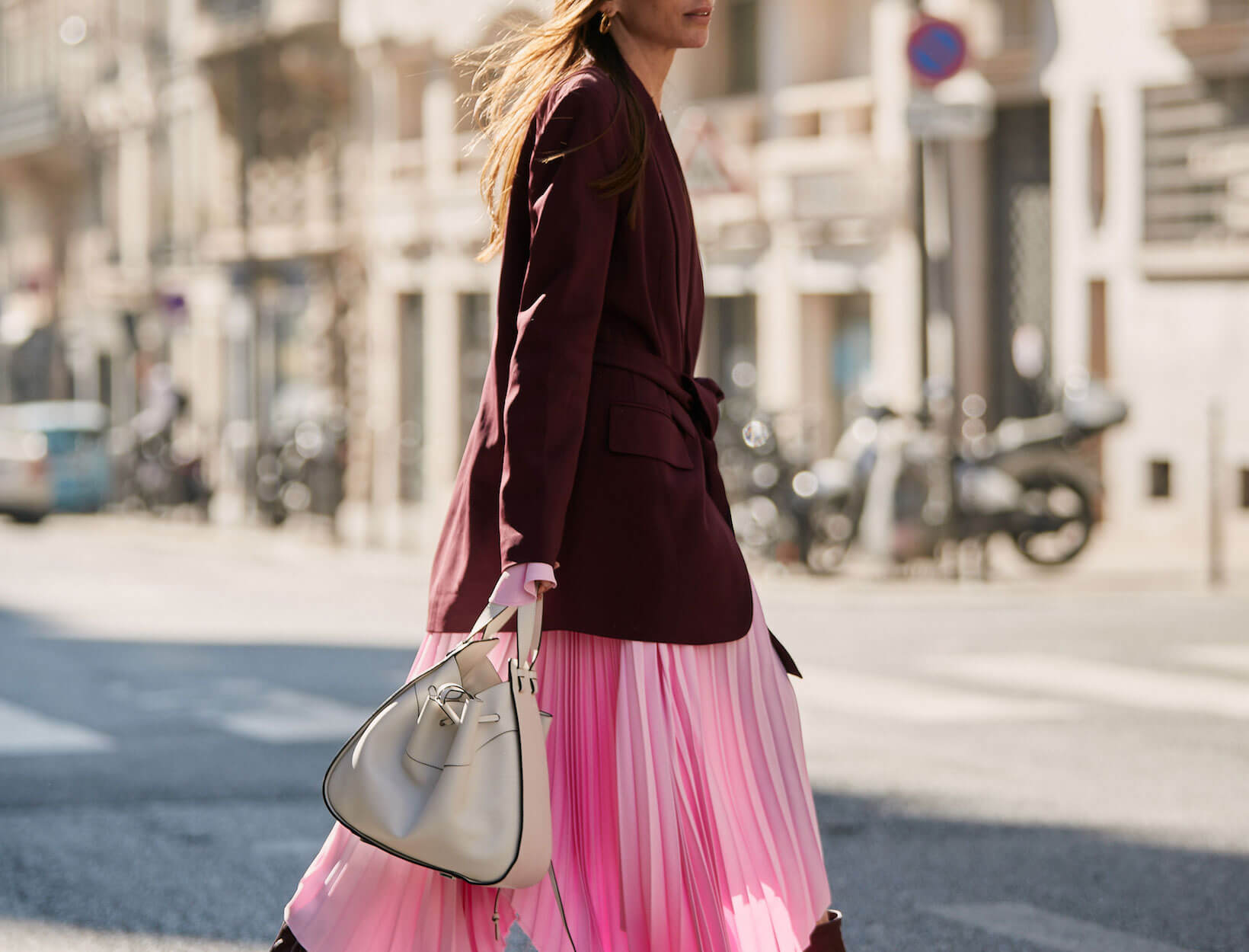 3 Unexpected Takes on Color Blocking for Spring