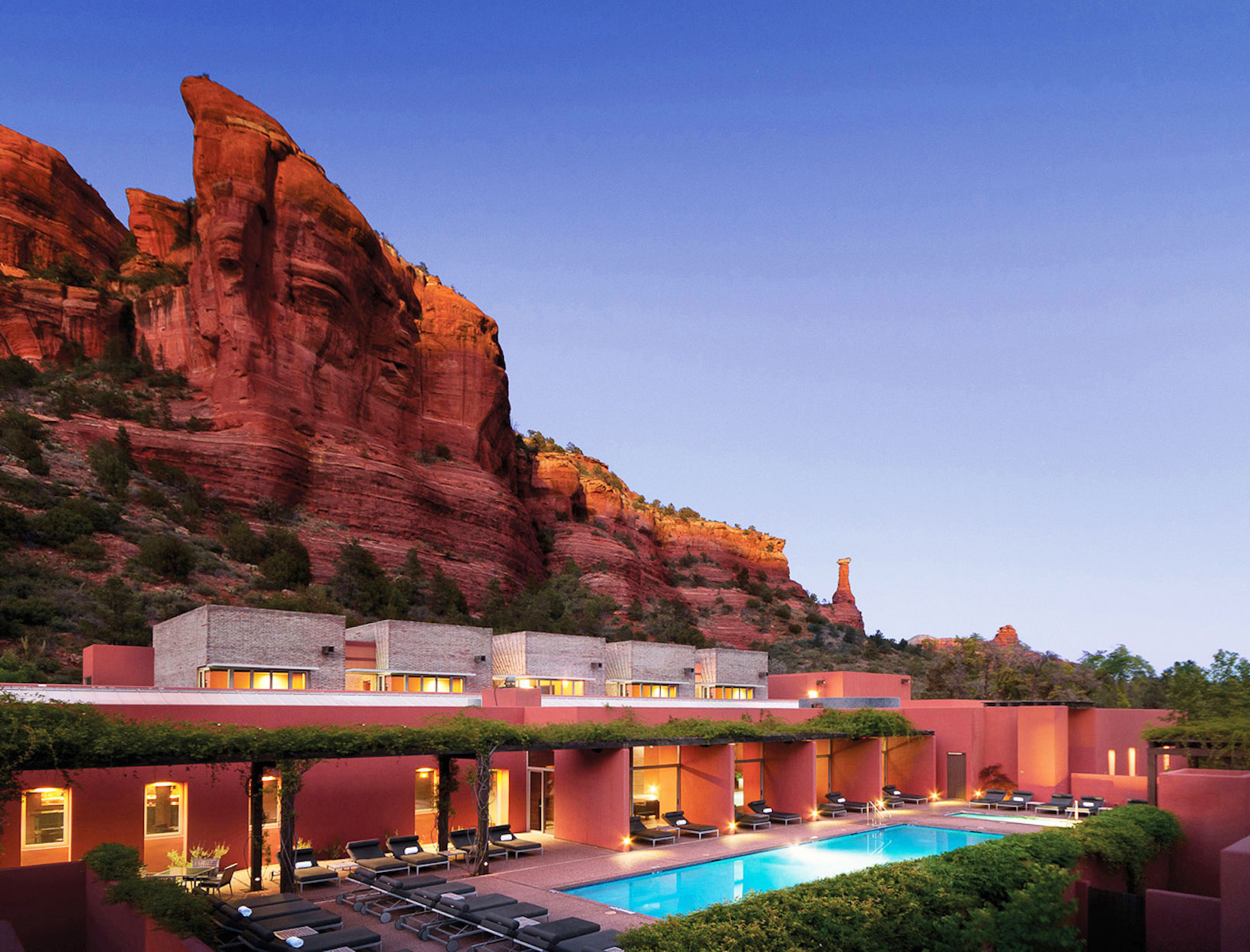 Nine Hotels to Heal and Reset