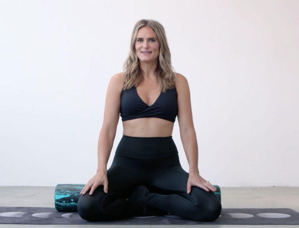 A Foam Rolling Workout  for Better Sex