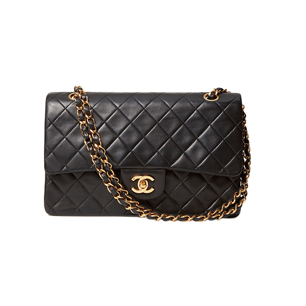 What Comes Around Goes Around Chanel 255 Lambskin Bag