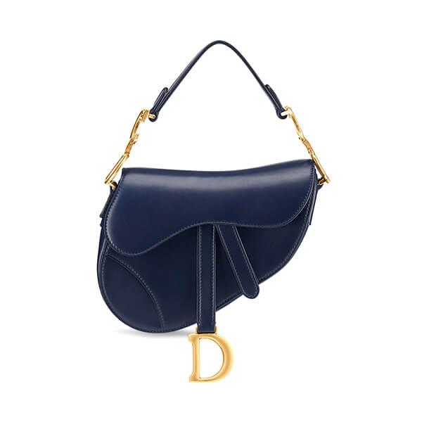 Christian Dior Mini Saddle Bag