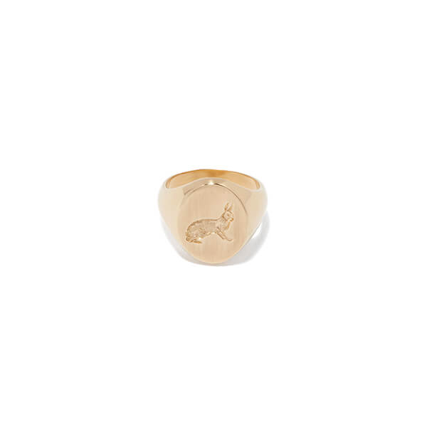 Kim Dunham Spirit Animal Ring