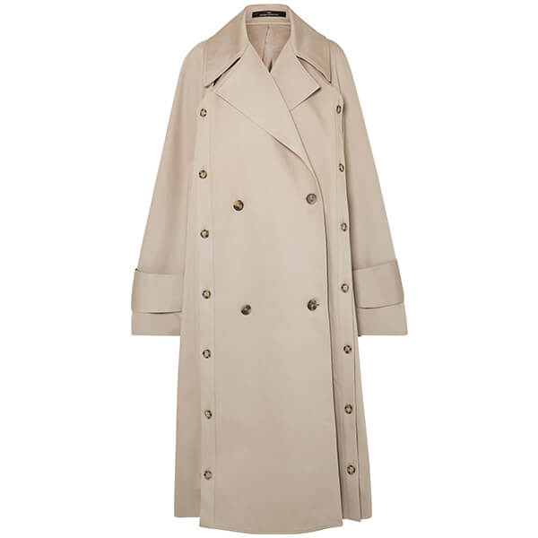 Rokh Trenchcoat Oversized Coat
