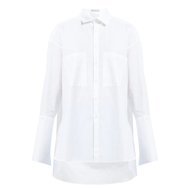 Palmer Harding Boyfriend Oversized Cotton Shirt