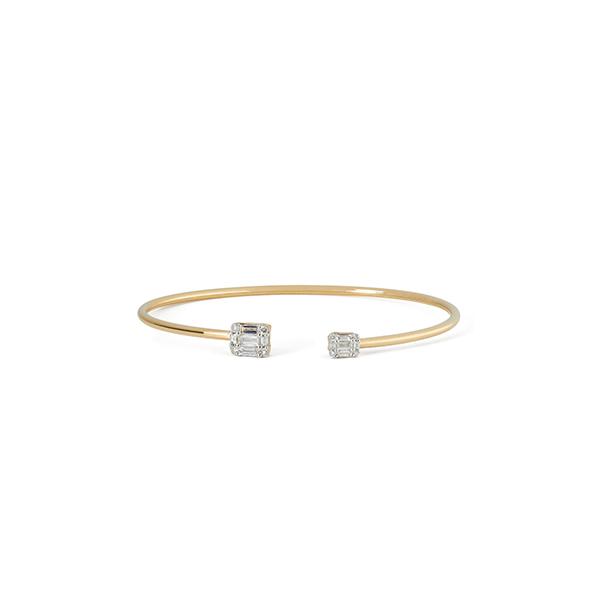 Sara Weinstock Diamond Cuff