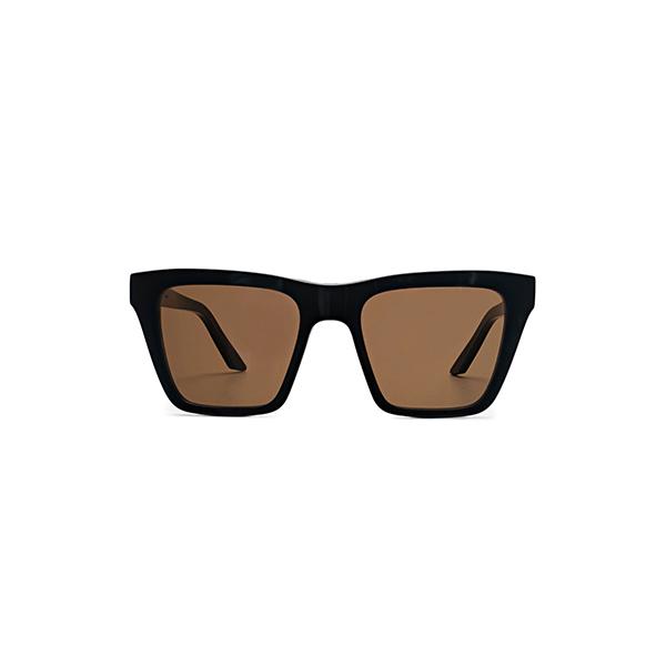 Lowercase Testament Duke Smoke Grey Sunglasses