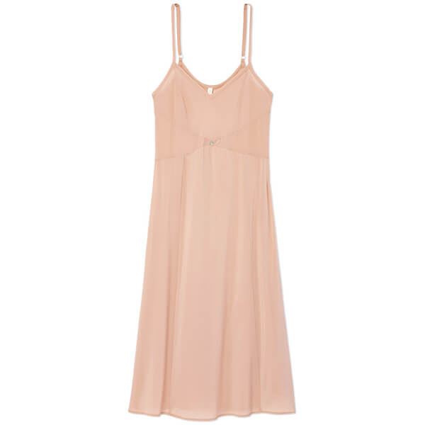 Botanica Workshop Vetiver Slip Dress