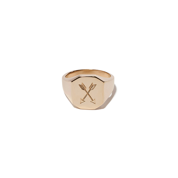 Kim Dunham Arrow Ring
