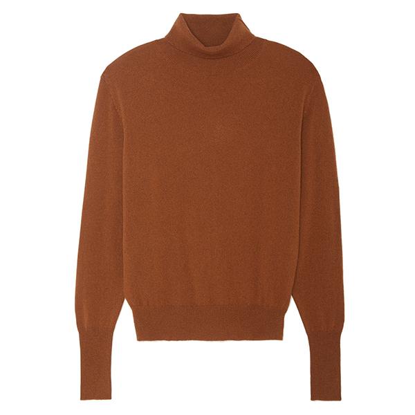 Nili Lotan Ralphie Turtleneck Cashmere Sweater