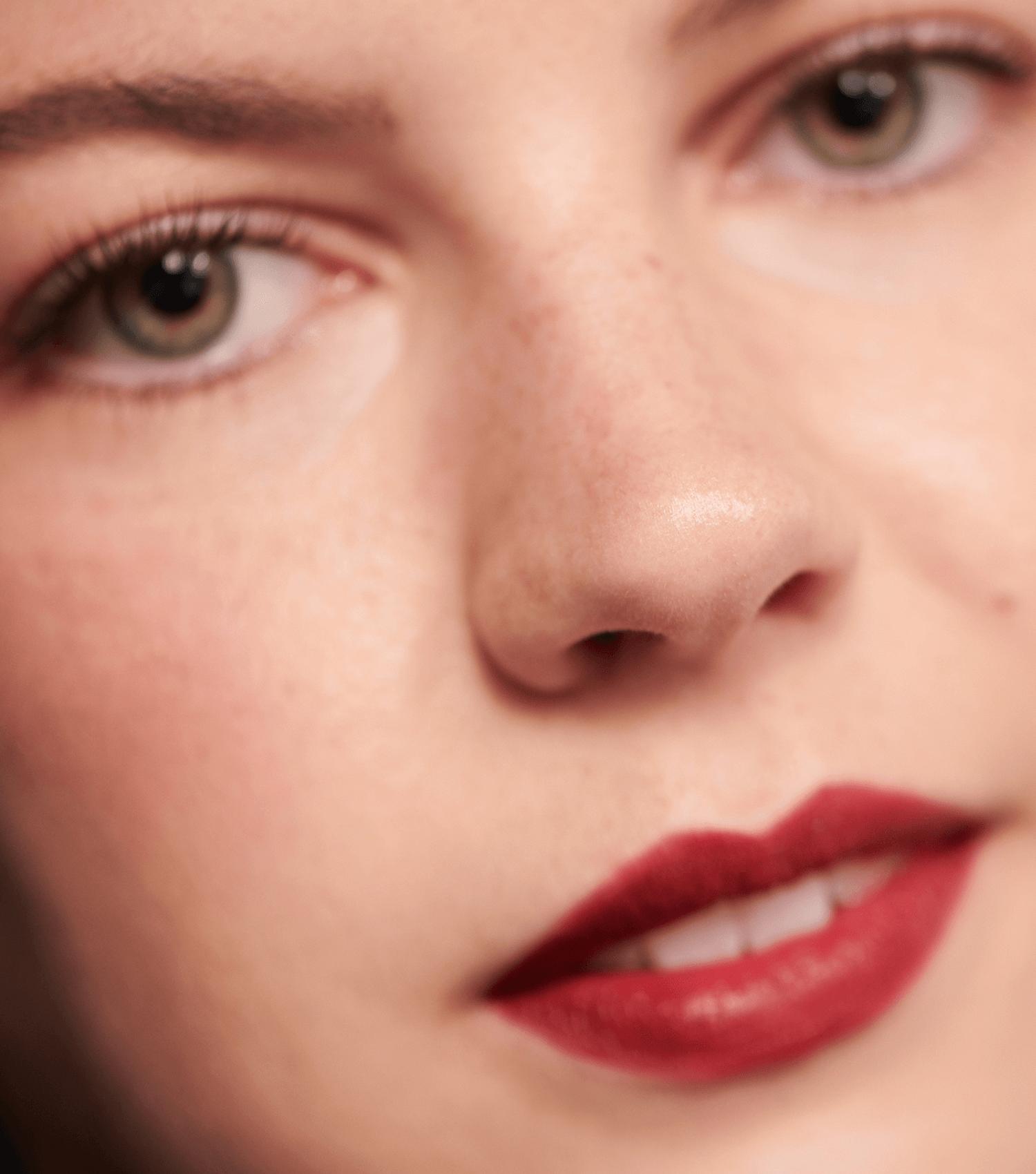 Kosas Weightless Lip Color in Darkroom