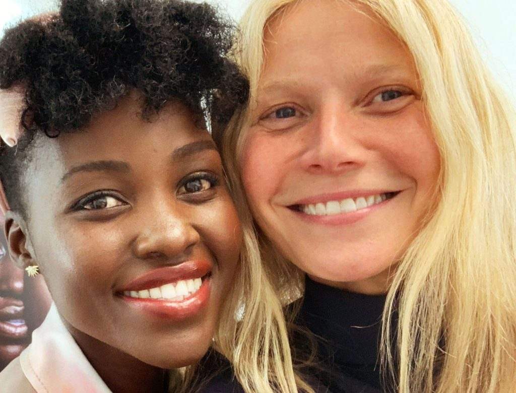 Gwyneth x Lupita Nyong'o: On Giving Yourself Permission to
