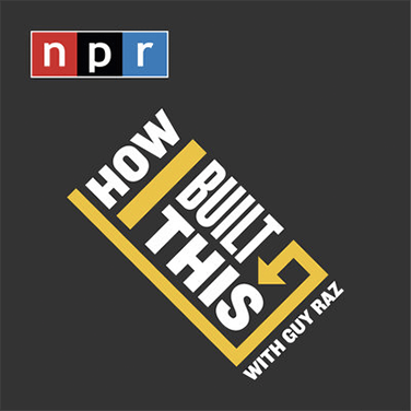 Media Addiction How I Built This podcast by Guy Raz