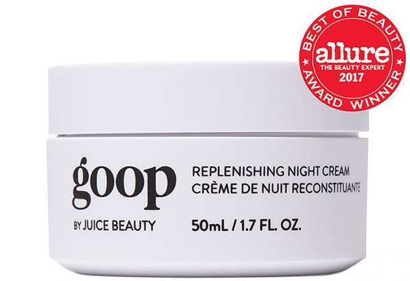 GOOP REPLEMISHING NIGHT CREAM