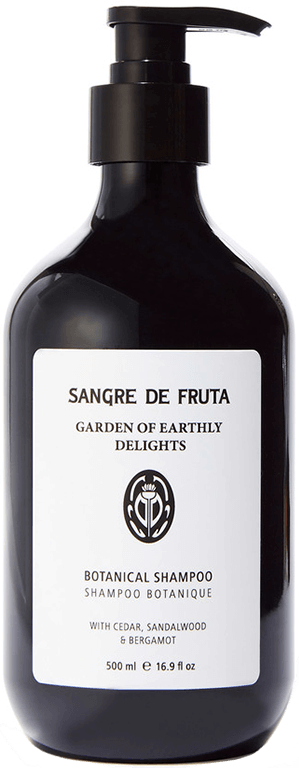 Sangre de Fruta Garden of Earthly Delights Botanical Shampoo